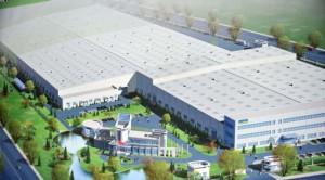 Завод компании AKSA в Индии