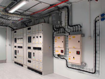 Внутренние электросети зданий